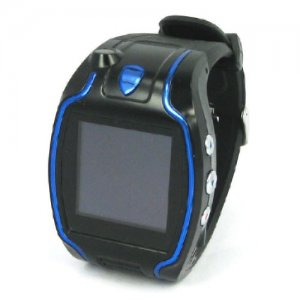 Professional Technology GPS Watch Tracker with 1.5 Inch LCD Screen
